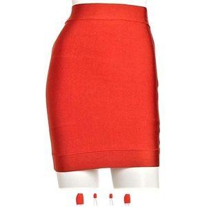 BCBG Max Azria Bodycon Power Skirt